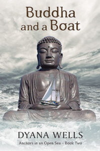 Buddha and a Boat by Dyana Wells